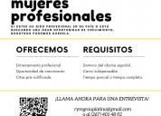 Nueva empresa busca empleados urgente