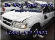 Rastro compra carros