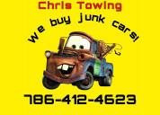 Compro junk cars cash