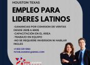 Oferta laboral - houston texas
