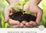 Sesiones de coaching personal y profesional-online