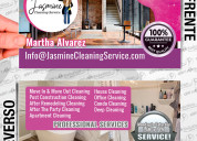 Jasmine cleaning service